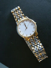 RS0918-273: Eterna Quratz Armbanduhr Bicolor 80er