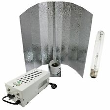250 • 400 • 600 W Watt Natriumdampflampe Wachstum  & Blüte  • NDL Grow Set Lampe