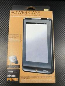 Nyko Power Case for Kindle Fire - Ergonomic Battery Case with Kickstand