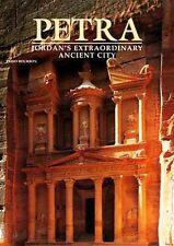 Nabatea Petra Jordan Ancient Rock City Winged Lion Temple Khasneh Deir Urn Tomb