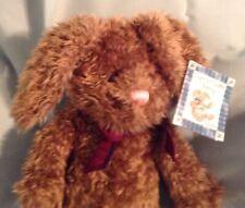 "Gund Plush Carrot Cake #36019 Vintage Handmade Stuffed Bunny Rabbit Large 22"" 02"