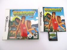 RUNAWAY THE DREAM OF THE TURTLE - NINTENDO DS - Jeu DS Complet