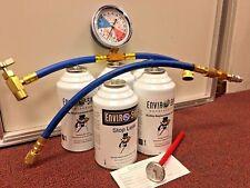 Enviro-Safe Modern Refrigerant,  R12 or R134a Alternate,  AC Replacement Kit
