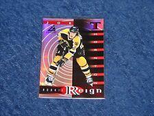 JOE THORNTON BRUINS 1997-98 ZENITH ROOKIE REIGN (SB-3)