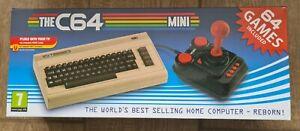 Commodore The C64 Mini - Fully Boxed