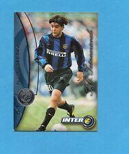 INTER CARDS 2000- numero 51- ALVARO RECOBA -NEW
