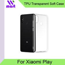 TPU Transparent Soft Case for Xiaomi Play