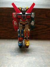 Vintage 1981 Bandai TOEI 6in Voltron Figure Lion Force Diecast Robot