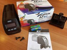 Automatic digital feeder DoPhin AF-012 aquarium