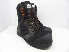 "HELLY HANSEN WORKWEAR Men's ATCP Ultra Light 8"" Work Boots Black Size 10M"