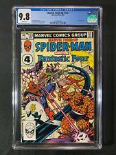 Marvel Team-Up #133 CGC 9.8 (1983) - Spider-Man & Fantastic Four