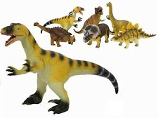 36cm Large Soft Foam Rubber Stuffed Dinosaur Play Toy Animals Figures Action