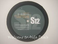 """Peter Brown, Do Ya Wanna Get Funky With Me (VG) 12"""""""