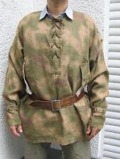 ORIGINAL german Wehrmacht camo jacket tan and water smock  Heer Luftwaffe army