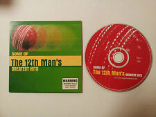 SOME OF THE 12th MAN'S GREATEST HITS - PROMO CARDSLEEVE CD SAMPLER RARE!!