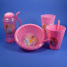 SIP A CUP, DISNEY PRINCESS, DRINK CUP, STRAW, SIP BOWL, KIDS LUNCH, ZAK BPA FREE