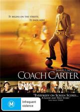 Coach Carter - Drama / True Story / Sport - Samuel L Jackson - NEW DVD
