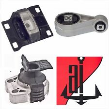MOTOR  MOUNT & TRANS MOUNT FOR 2010-2011-2012-2013 FORD TRANSIT CONNECT 2.0L L4