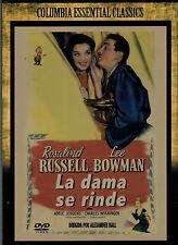 La dama se rinde (She Wouldn't Say Yes) (DVD Nuevo)