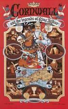 Stoffbild König Artus King Arthur Excalibur Merlin Stoff Poster Tuch Bild Gral