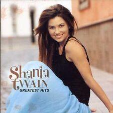 Shania Twain - Greatest Hits [New CD] Italy - Import