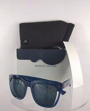 Brand New Authentic Grey Ant Sunglasses Carl Zeiss Optics Public Light Blue