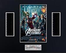 Avengers Assemble  8 x 10 Double film cells