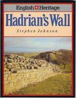 English Heritage Book of Hadrian's Wall,Stephen Johnson