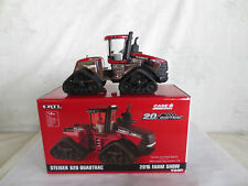 ERTL 1/64 CASE IH STEIGER 620 QUADTRAC TOY TRACTOR 2016 FARM SHOW CHROME CHASE