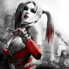 """DC COMICS SUICIDE SQUAD HARLEY QUINN 13""""X19"""" POSTER PRINT GAME ROOM #12"""