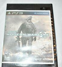 PS3 CALL OF DUTY MODERN WARFARE 2 EUC