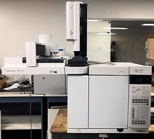 AGILENT 7890A GC  GAS CHROMATOGRAPH G4513A And G4514A 1 FID And 1 S/SS-Refurbish