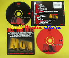 CD ALL THE HITS NOW compilation LITFIBA MANU CHAO VASCO ROSSI (C9*)no lp mc dvd
