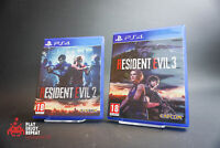 Resident Evil 2 and 3 Standard Edition Bundle Sony PlayStation 4 New Free UK PP