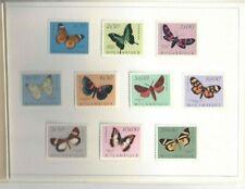 Portugal Mozambique Butterfly MH Presentation Booklet 1953 Borboletas Moçambique