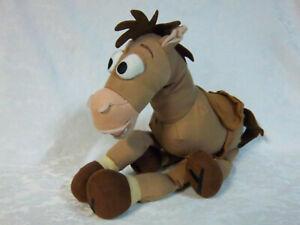 "Disney Store Toy Story Bullseye Horse 15"" Plush Soft Toy Stuffed Animal"