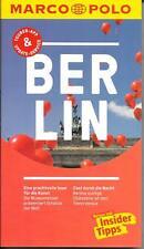 Berlin Museumsinsel Clubszene Spandau Marco Polo Reiseführer & Extra-Faltkarte