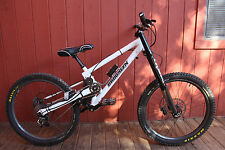 Brooklyn Machine Works Race Link Downhill Mountain Bike DH Pedals, Saddle Dorado