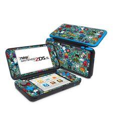 Nintendo 2DS XL Skin - Jewel Thief by JThree Concepts - Decal Sticker