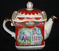 Vintage Sadler Shakespeare's Romeo and Juliet Teapot Made in England