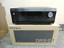 Integra DRX-2.1 7.2 Channel Network A/V Receiver