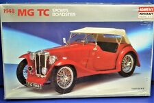 Academy-Minicraft 1/16 1948 MG TC Sprts Roadster    SEALED Kit 1512