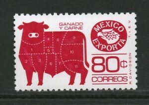MEXICO EXPORTA. PAPER 1. MNH  SCOTT NO. 1113a