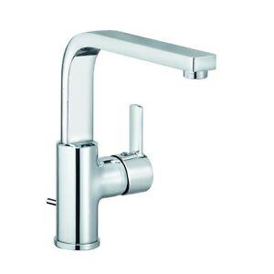 Kludi Waschtischarmatur Waschbecken Bad Armatur chrom ZENTA 420250575