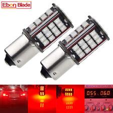 2 x 56SMD LED RED Car Bulb 1156 BA15S P21W Light 6V Brake/Turn/Tail/Revese Lamp