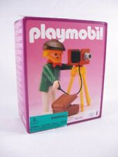 PLAYMOBIL VINTAGE 5401 PHOTOGRAPHER VICTORIAN MANSION HOUSE 5300-100%-BOX