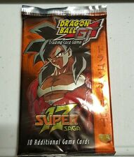 Dragon Ball GT Super 17 Saga Booster Packs NEW