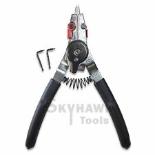 Quick Change 2 Functions  Internal and external Circlip Snap Ring Pliers Set