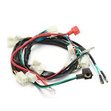 Electric Engine Start Wiring Harness Loom Pit Bike ATV Quad 50 70 90 110 125cc