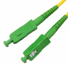 5m SC/APC - SC/APC Simplex Single Mode Patch Cord